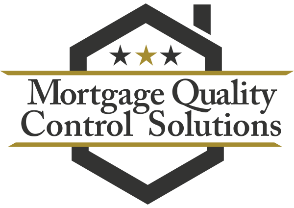 Mortgage Quality Control Solutions
